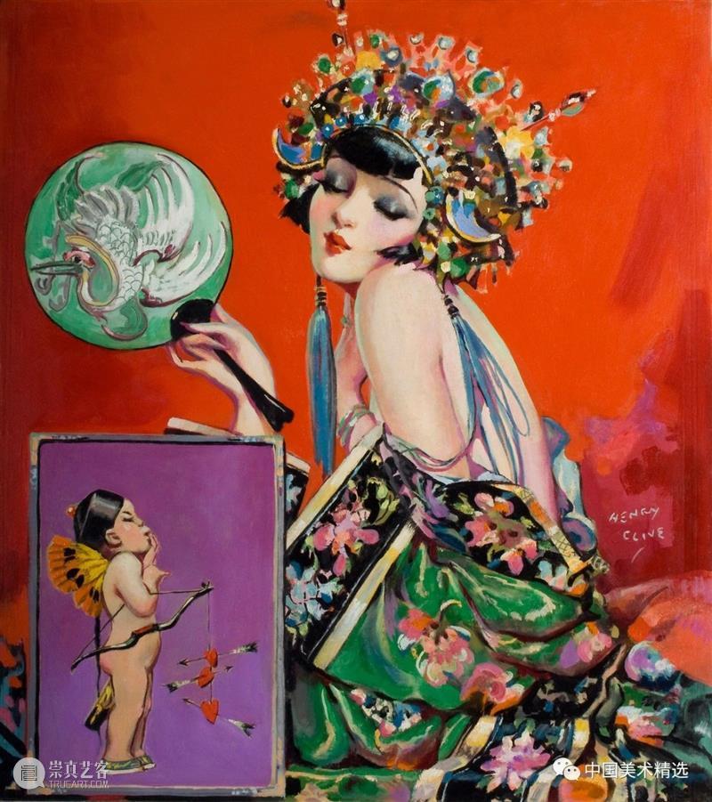 那些年《美国周刊》的封面人物 美国周刊 那些年 封面人物 Clive 澳大利亚 美国 魔术师 插画家 封面 系列 崇真艺客