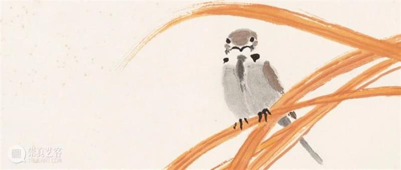 白露丨何处秋风至?萧萧送雁群 秋风 萧萧 雁群 内容 北京诚轩春拍 高原 崇真艺客