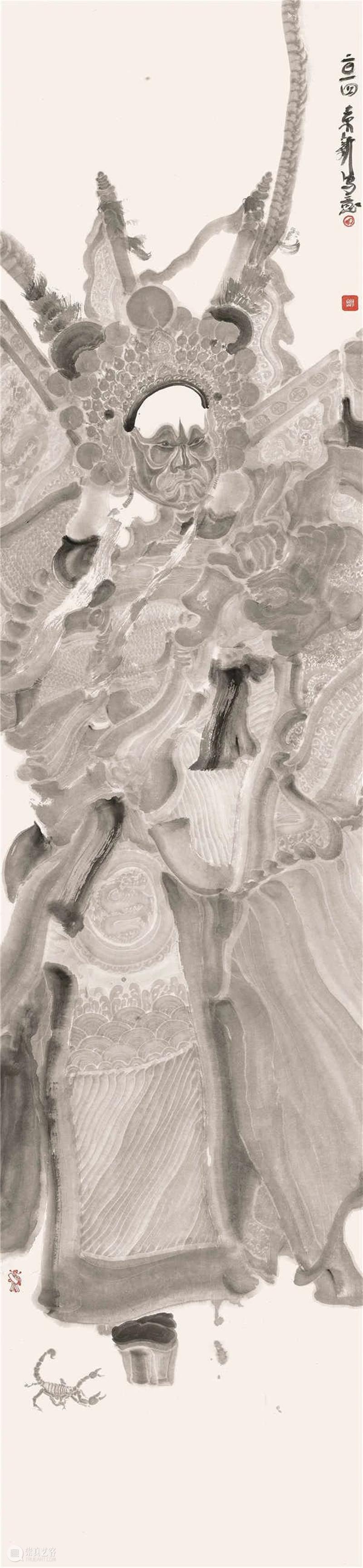 """""""金陵大咖——周京新画展""""即将在金陵美术馆开展 金陵美术馆 金陵 大咖 周京新 画展 系列展 赵绪成 吴毅 朱道平 李剑晨 崇真艺客"""