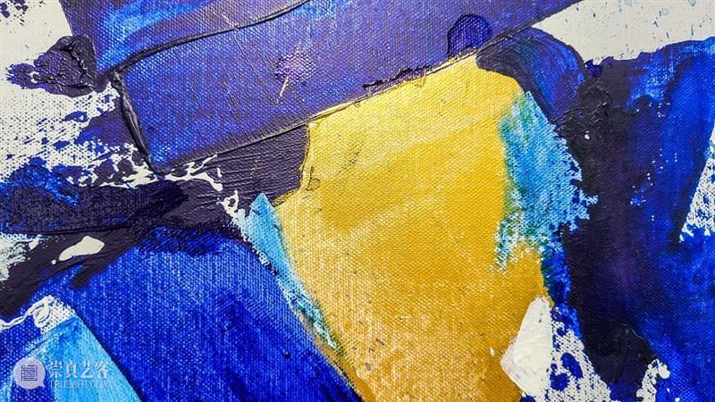 """周长江 :""""积聚与生成——2020上海当代艺术展""""参展艺术家 周长江 艺术家 上海 艺术展 作品 Works 布面 油画 闲游芥子园二十 迹象 崇真艺客"""