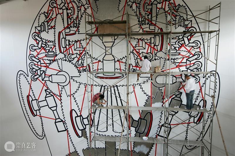 林大档案 | 展览: 悬在空中 浮于表面 林大 档案 表面 林大艺术中心 活动 文献 出版物 作品 历史 艺术 崇真艺客