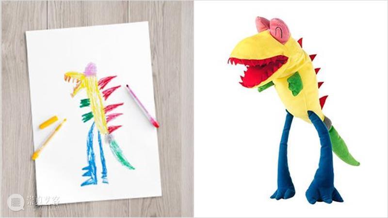"""养了一堆设计师的宜家,居然做出这么""""丑""""的玩具?原来背后都是为了孩子! 宜家 玩具 设计师 孩子 背后 本文 日本 小站 japandesign 以来 崇真艺客"""