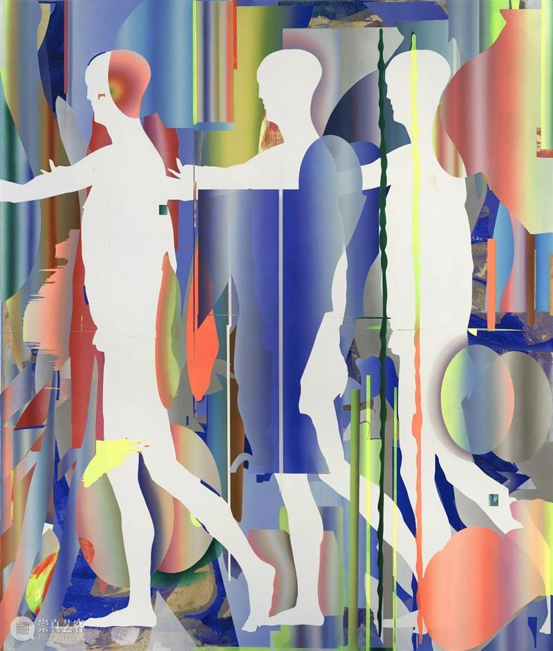 HOW 新展|变量的活力 Vitality of Variables 变量 活力 新展 HOW 展期 艺术家 陈天灼 丁乙 胡介鸣 梁绍基 崇真艺客