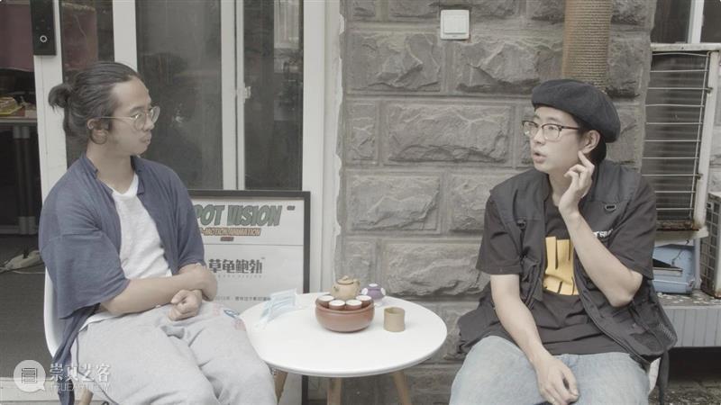 A4青年 | 暴雨天,我们去和几个成都的青年人聊了聊(下) 暴雨 青年人 成都 青年 顺江路 café whatever 玻璃门 空间 视线 崇真艺客