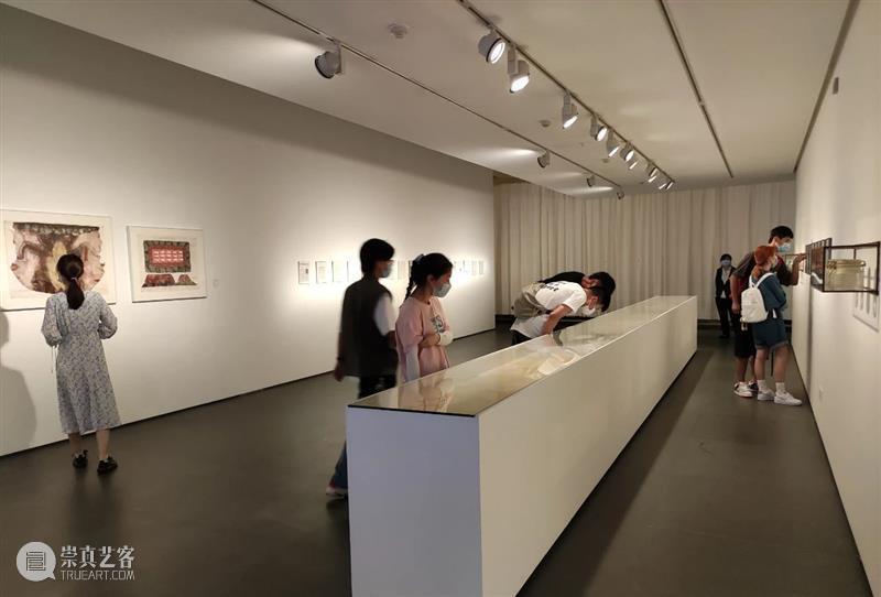 武汉设计工程学院学子发现了一场当代艺术盛宴 艺术 武汉设计工程学院 学子 盛宴 凉风 底气 余晖 落叶 武汉 局势 崇真艺客