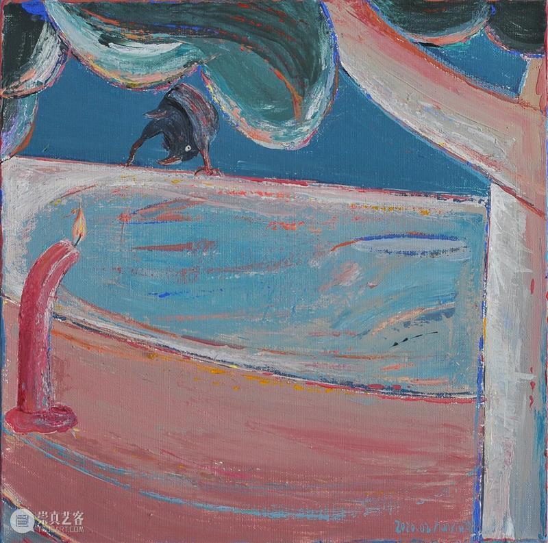 离线·韩修智 | 艺术总有一天会消失的 艺术 韩修智 离线 危机 艺术家 系列 未来 说艺术 态度 现象 崇真艺客