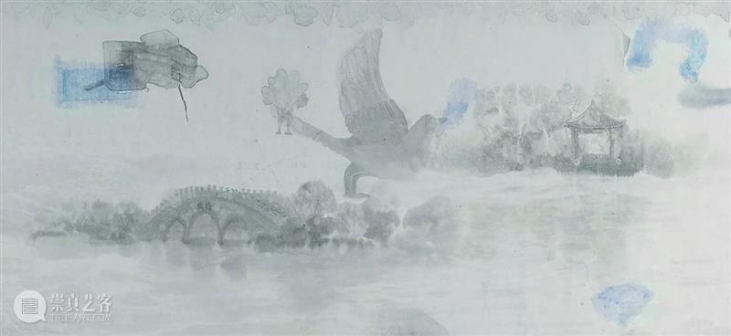 沣水研究计划   任钊:水镜 沣水 计划 任钊 水镜 Plan Water 策展人 杨西 艺术家 彭德 崇真艺客