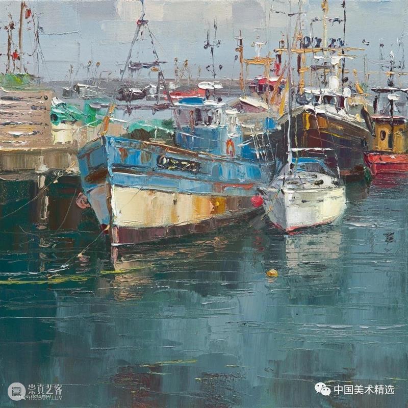 大气的英伦风光 大气 英伦 风光 英国风景 画家 Preston 伯明翰 全职 乡村 兴趣 崇真艺客