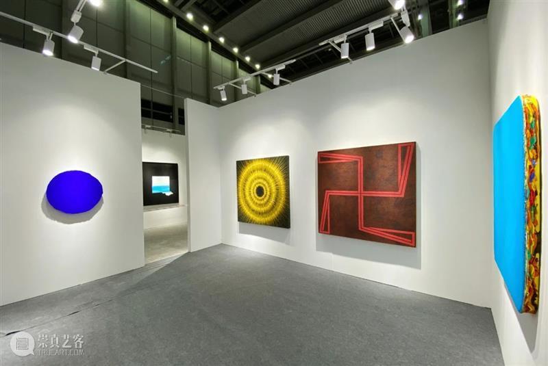 艺博会 | KennaXu画廊 | A06展位 崇真艺客
