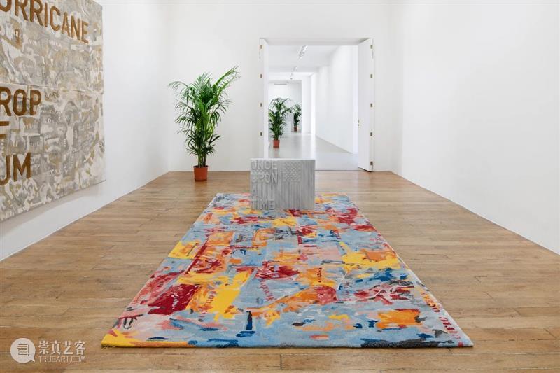 正在展出 | Rirkrit Tiravanija(里克力·提拉瓦尼加)无题 2020(从前)(在贾思培·琼斯之后) Tiravanija 里克 从前 贾思培 琼斯 之后 无题 提拉瓦尼加 提拉瓦尼 untitled 崇真艺客