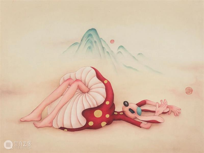 "M50展览 | 「北极熊画廊|上海」""爱丽丝奇幻记"" 徐琳琳个展 北极熊 画廊 上海 爱丽丝 奇幻记 徐琳琳 个展 仪式 艺术家 中国 崇真艺客"
