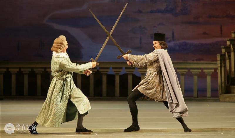 """在线一刻   让人欢喜让人忧,剧情全程""""高能""""的《罗密欧与朱丽叶》 罗密欧与朱丽叶 剧情 全程 芭蕾 缤纷世界 宝典 经典 名作 导师 吴洁 崇真艺客"""