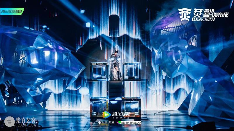 控制2020 | 控制与反控制,现场完成声音与视觉的最终形态 现场 声音 视觉 形态 音乐 艺术 激光 矩阵 包裹 目眩神迷 崇真艺客