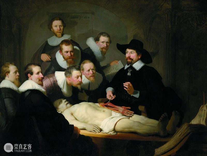 从伦勃朗肖像画的转型看中西方人物画的殊途同归 伦勃朗 肖像画 西方 人物画 殊途同归 传神写照 王加︱ 艺术史 长河 历朝 崇真艺客