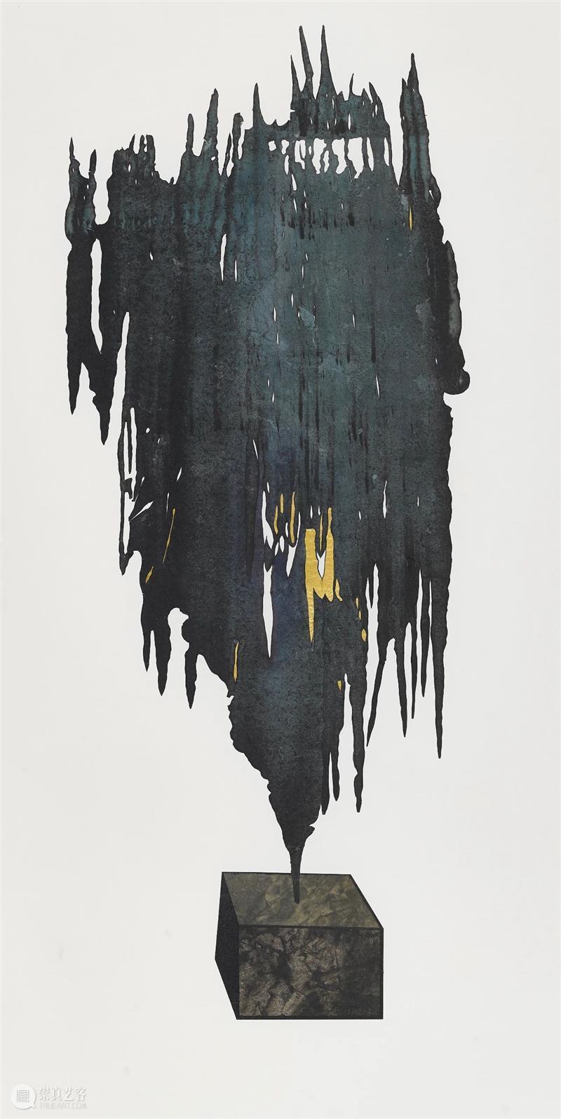 """新写意主义丨王非的""""非水墨"""":非常状态下的空间吐纳 写意主义 水墨 王非 状态 空间 中国 艺术 名家 邀请展 学术 崇真艺客"""