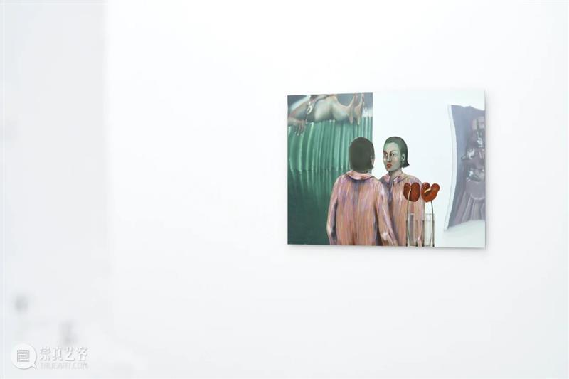 现场 | Louisa Gagliardi: Wishful Thinking 希冀之心 Louisa Gagliardi Thinking 现场 天线 空间 瑞士 艺术家 个展 国际上 崇真艺客
