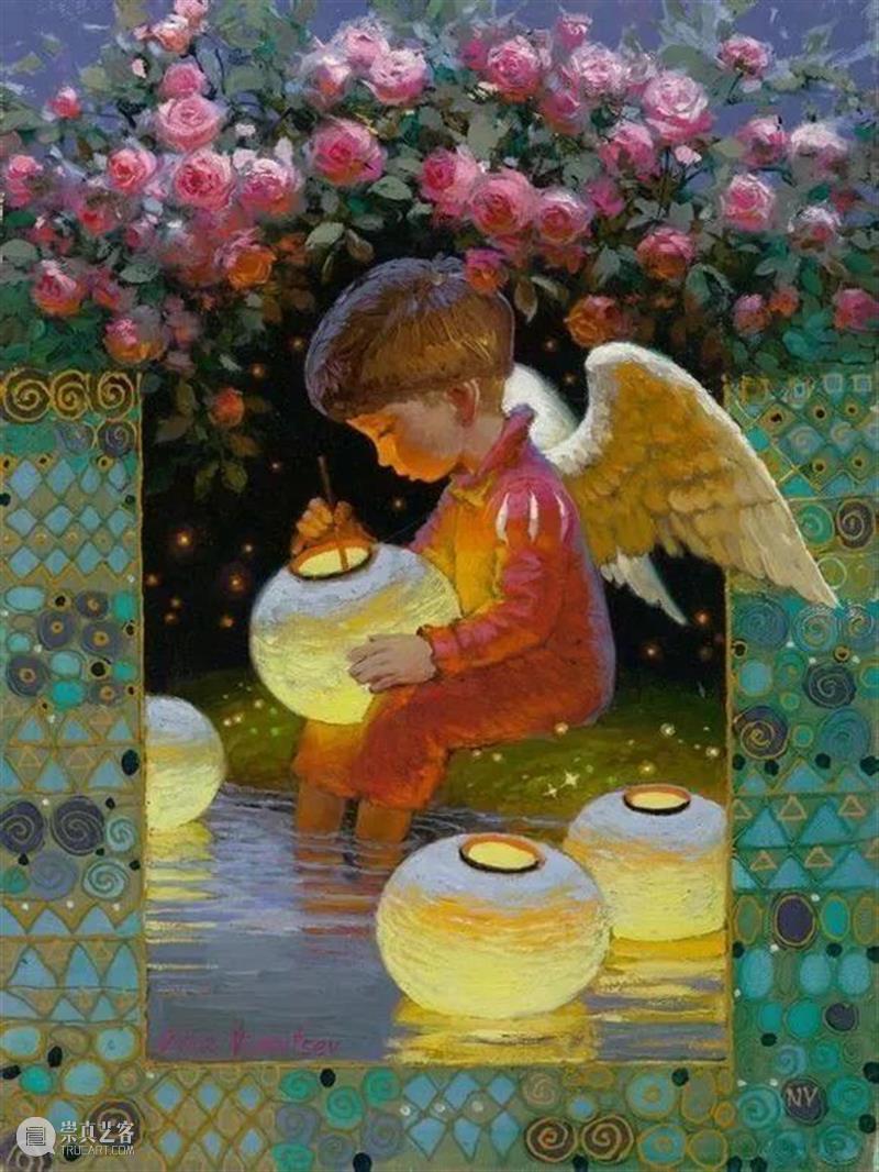 绘画丨俄罗斯油画家的童话世界:愿你永远是个孩子! 俄罗斯 童话世界 绘画 油画家 孩子 上方 中国舞台美术学会 右上 星标 本文 崇真艺客