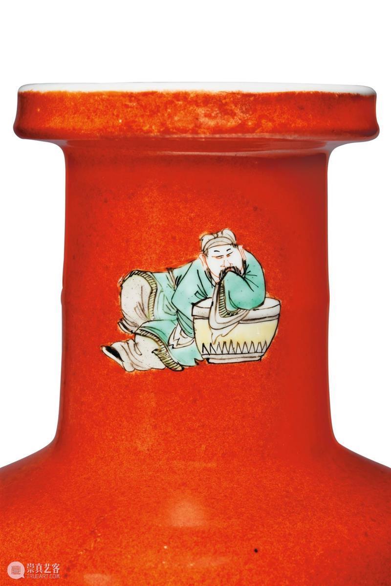 纽约亚洲艺术周呈献美国石油大亨珍藏明清瓷器   9月25日 亚洲 明清 瓷器 纽约 艺术 周呈献 美国 石油大亨 沃特·F·布华朗 先生 崇真艺客