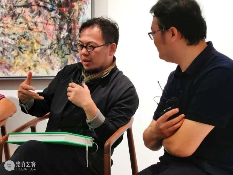 亚洲讲堂 | 光与观看—李玉双同名个展 崇真艺客