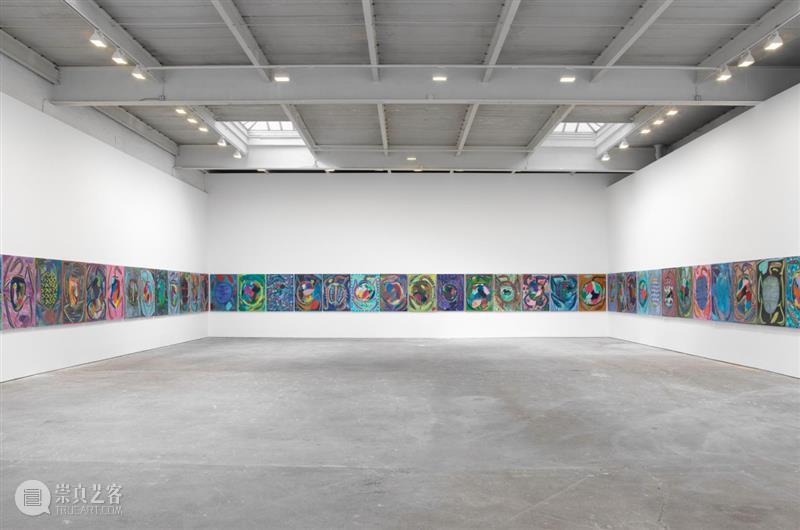 《ArtReview》专访约什·史密斯(Josh Smith) 约什·史密斯 Smith ArtReview 卓纳 画廊 罗斯 西蒙尼尼 英文 原文 杂志 崇真艺客