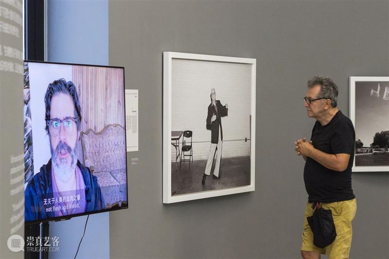 SCôP Exhibition | Alec Soth 邀请你加入视频聊天 视频 Soth SCoP 上海 索斯 在线视频 记录 大洋 彼岸 观众 崇真艺客