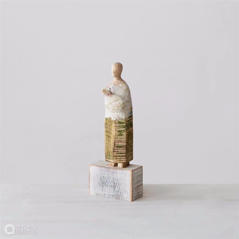 雕刻丨大道至简的木雕,意象之下的无尽联想 木雕 意象 之下 雕刻 丨大道 上方 右上 本文 雕塑 田英男 崇真艺客