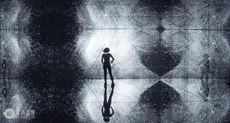无比震撼的沉浸式设计合集 合集 本文 展馆设计 沉浸式 Refik Anadol 艺术家 作品 土耳其 伊斯坦布尔 崇真艺客