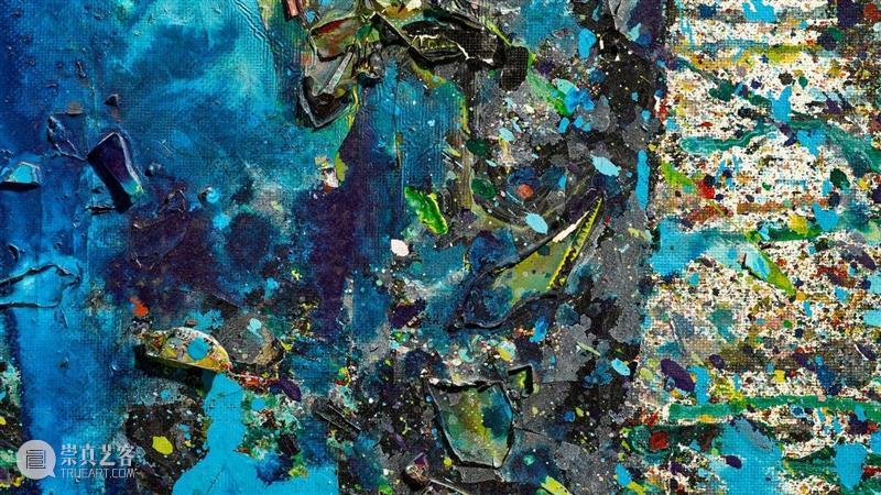 """In / Control"" 线上艺术展呈现抽象艺术杰作 线上 艺术展 艺术 杰作 佳士得 香港 私人 作品 秩序 力量 崇真艺客"