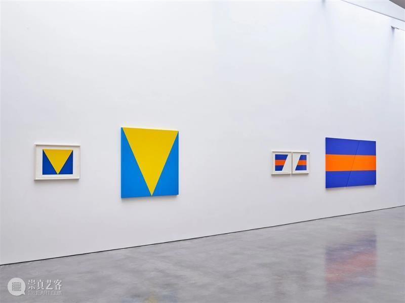 里森纽约 | 卡门·埃雷拉 (Carmen Herrera) 「绘画过程」 Herrera 卡门 埃雷拉 过程 纽约 Carmen York里森 艺术家 个展 里森 崇真艺客