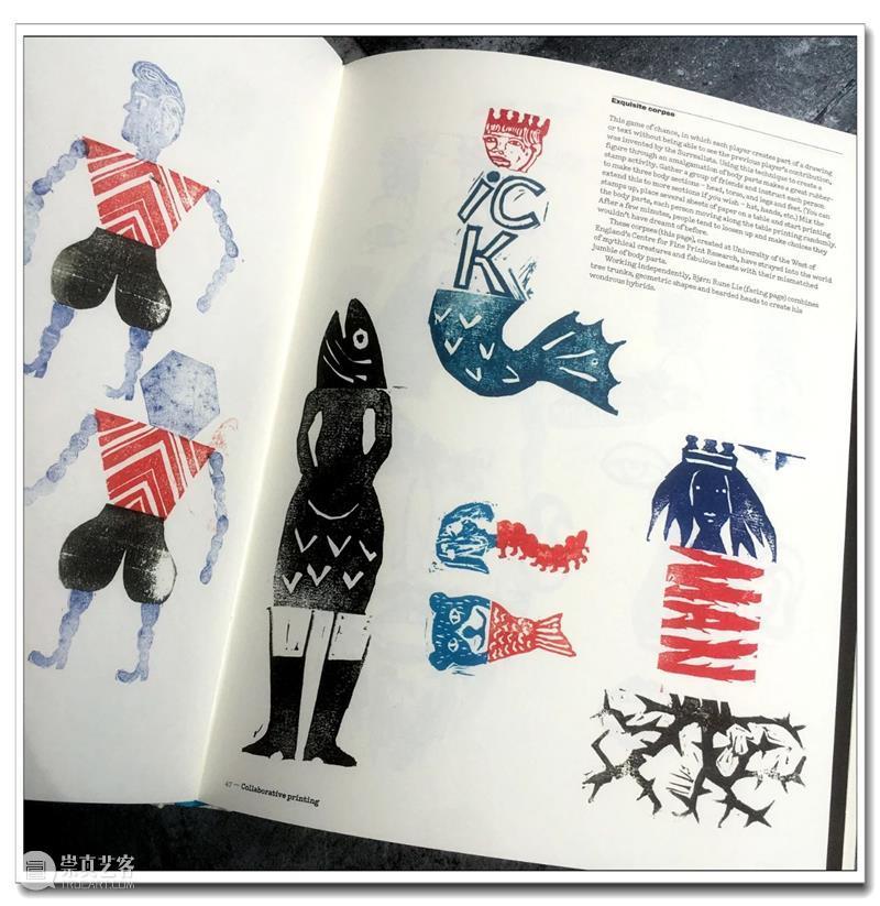 一日一书丨橡皮章:创意印章、版画技巧 创意 版画 橡皮章 印章 技巧 内容 简介 prints art creating 崇真艺客