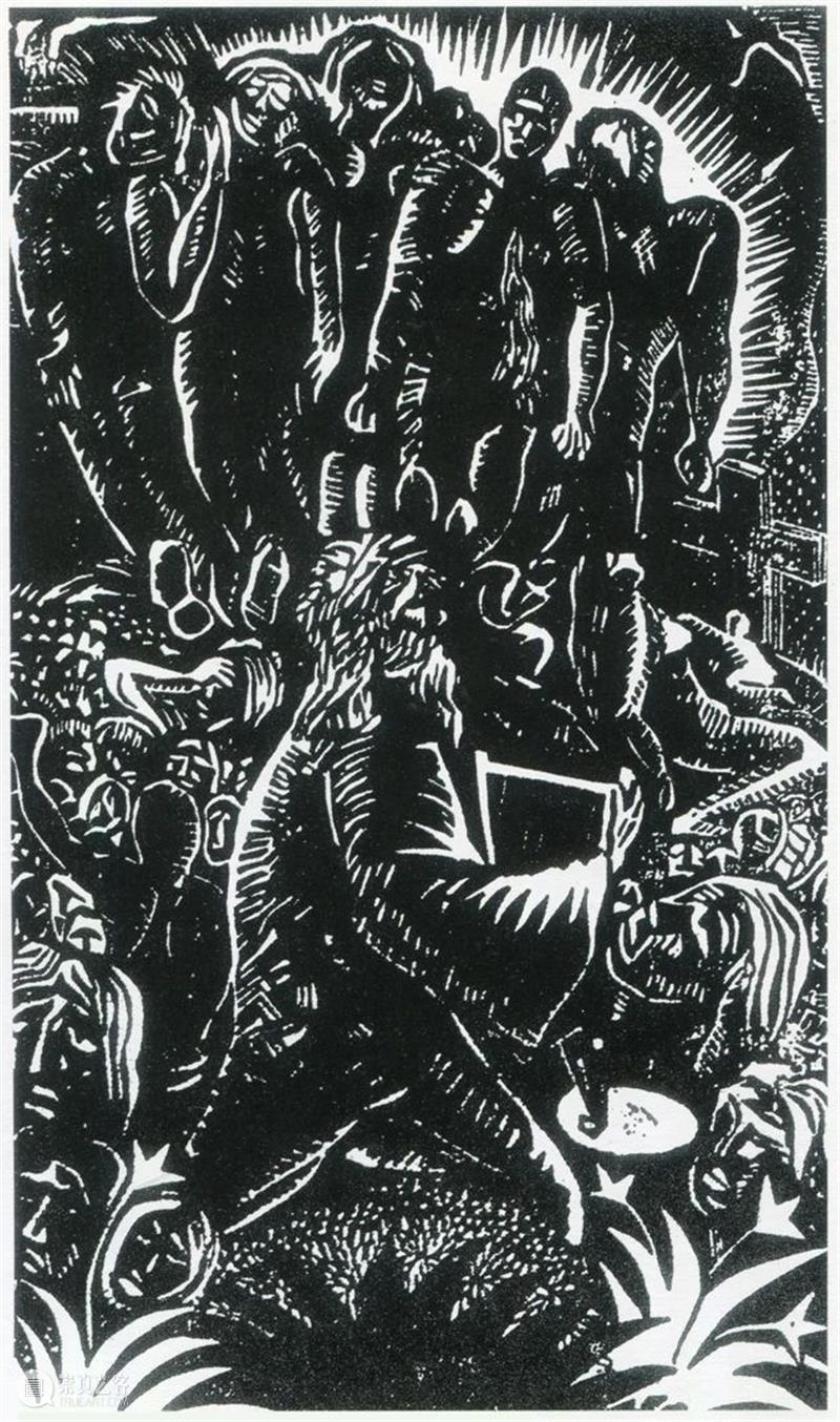 版画60年|参展作品及艺术家介绍(1) 版画 作品 艺术家 回漪 展觐 西安美术学院 文献展 西安美术馆 西美 版画系 崇真艺客