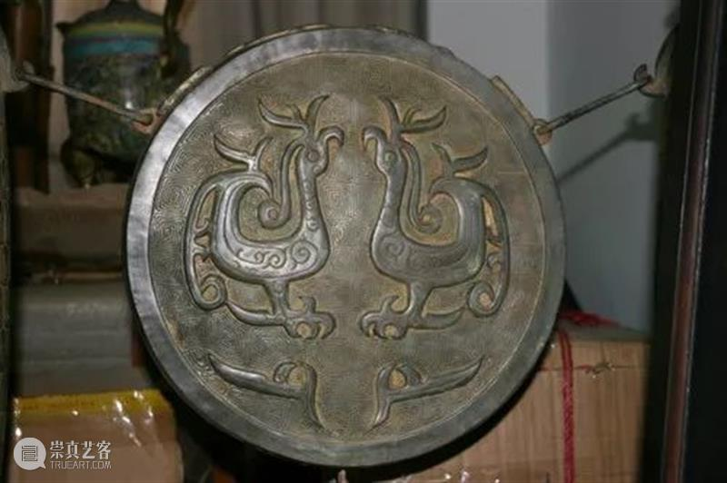 商代早期青铜器 商代早期青铜器 青铜盉 早期 商晚 西周 酒器 蟠龙 如龙 兽形 胫饰凤纹 崇真艺客