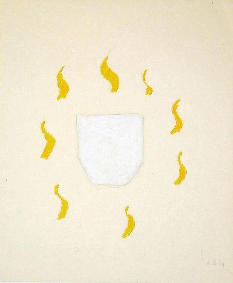 同行/花粉是金刚,亦是菩提   Wolfgang Laib Laib 花粉 同行 金刚 菩提 德国 印度 概念 艺术家 作品 崇真艺客