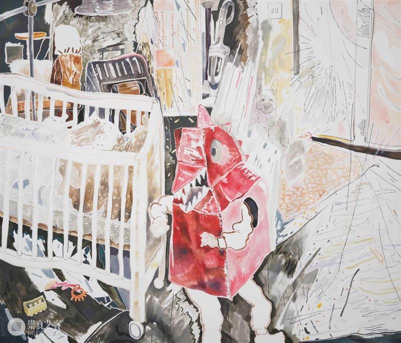 西岸博览会参展画廊   大田秀则画廊 西岸 博览会 画廊 大田 艺术 西岸艺术中心 上海 空间 外景 东京 崇真艺客