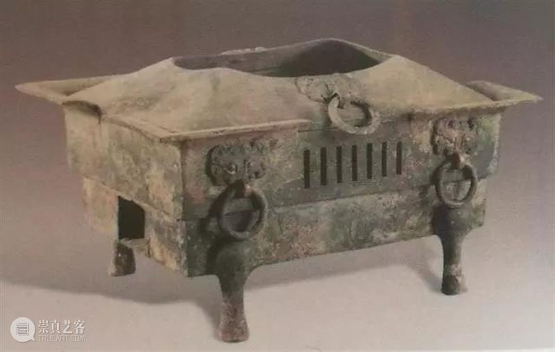图解青铜器名称 (食器 上) 青铜器 名称 食器 图解 中华 文化 部分 中国 种类 用途 崇真艺客