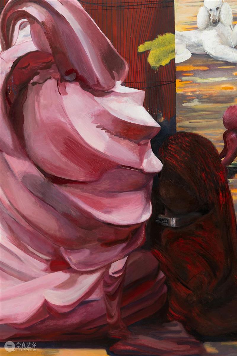≡ 马凌画廊   艺术家   王之博  马凌画廊 艺术家 王之博 马凌 画廊 王之 Zhibo 中国 浙江省 工作 德国柏林 崇真艺客