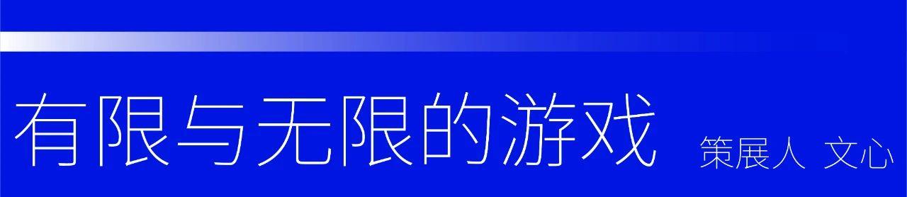 北京当代2020 | 文心:有限与无限的游戏  北京当代艺术展 北京 文心 有限与无限的游戏 ART LOOP 专题 Carse 小册子 开篇 世上 崇真艺客