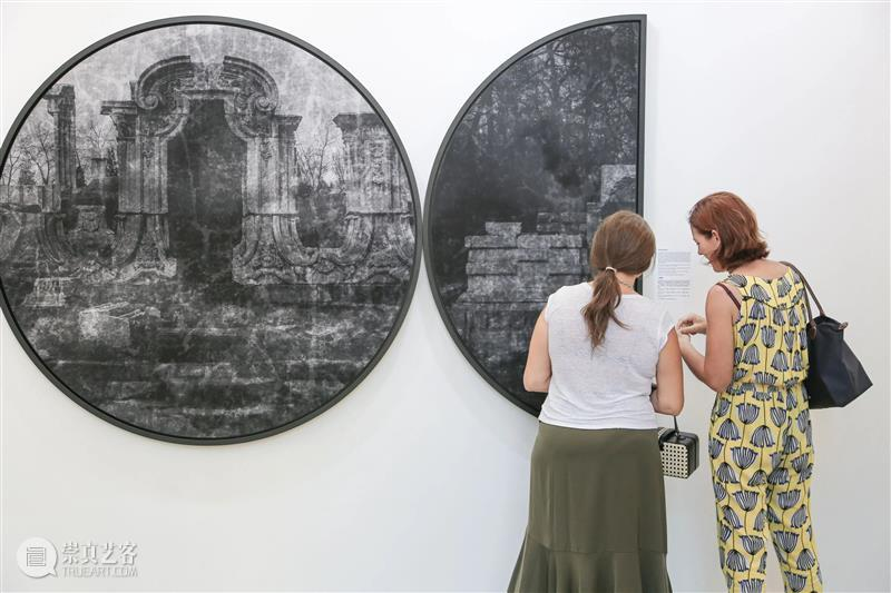 静帧观影  Xiaohui 静帧 线上 尾声 亚太地区 影像 艺术 推手 博览会 Daata 数字新媒体 崇真艺客