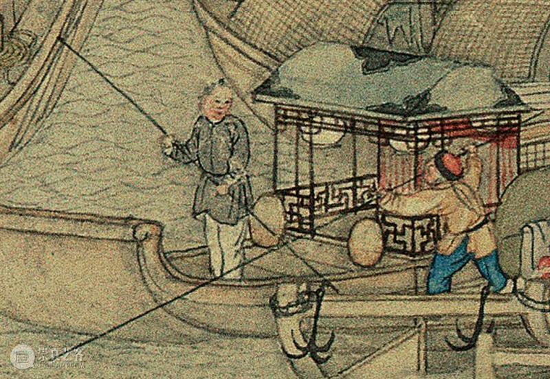 双节出门大型人山人海现场,和古画里的人一样多哈哈哈哈哈哈哈哈哈哈哈  博物馆丨看展览 古画 双节 现场 本文 耳朵 博物馆 erduolide 家庭 深度 假期 崇真艺客