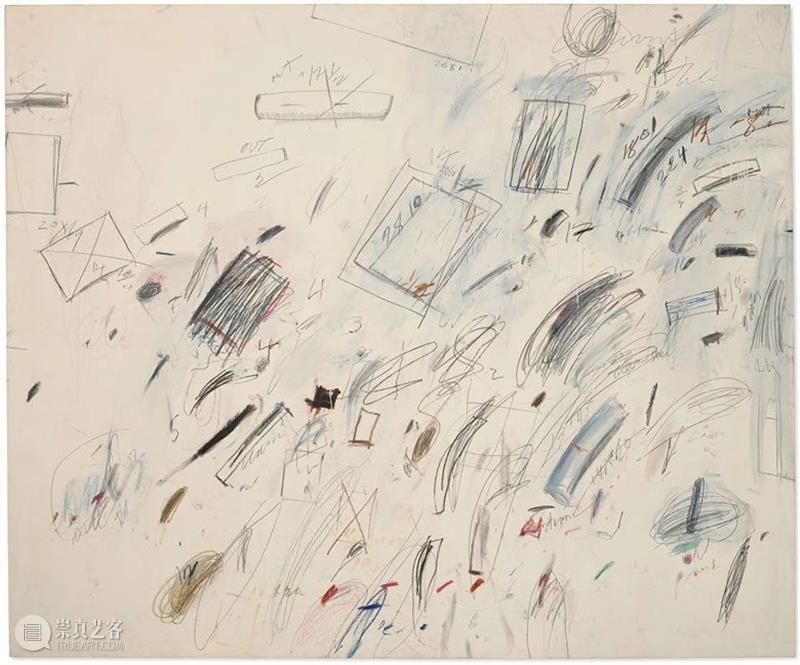 月球狂热:赛‧托姆布雷向首次登月致敬的艺术杰作即将亮相佳士得纽约拍场 视频资讯 佳士得 托姆 布雷 佳士得 纽约 艺术 杰作 月球 Twombly 阿波罗 太空 崇真艺客