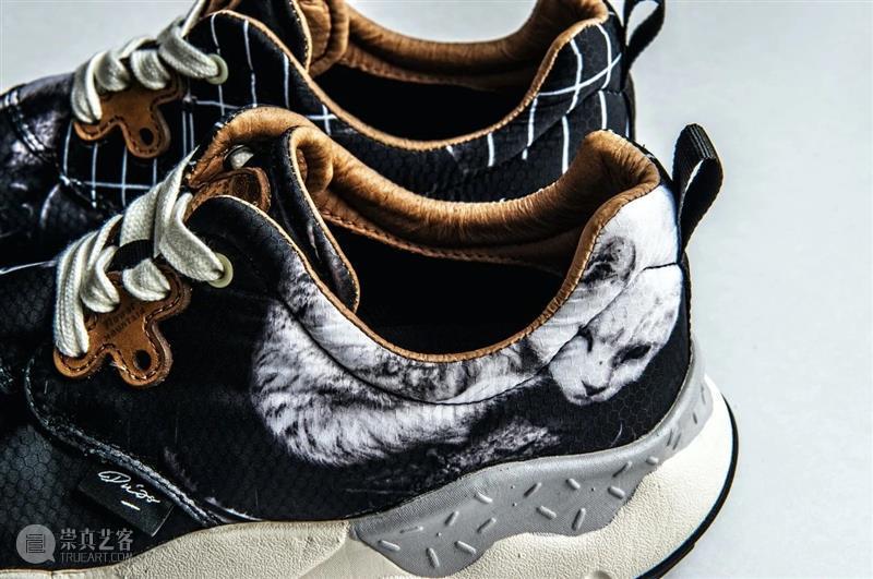 最后5天|森山大道联名款运动鞋预售倒计时! 视频资讯 艺术商店 森山大道 运动鞋 倒计时 记录片 过去 未来 摄影家 日本 品牌 MOUNTAIN 崇真艺客