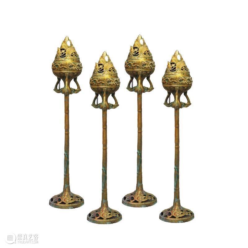 博山炉的种类演变过程  青铜器鉴赏 博山炉 种类 过程 博山 香炉 香薰 薰炉 中国 时期 民间 崇真艺客