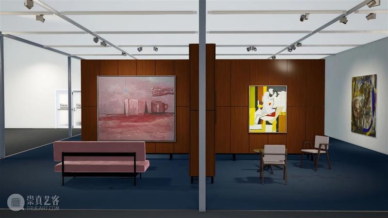 豪瑟沃斯弗里兹线上展厅现已上线,呈现展览「新的现实」 视频资讯 豪瑟沃斯 豪瑟 沃斯 现实 弗里兹 线上 展厅 伦敦 弗里兹艺博会 Frieze London 崇真艺客