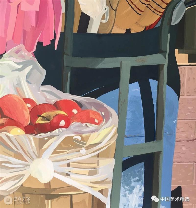 这就是生活啊  中国美术精选 生活 Caitlyn Murphy 气息 插画 被单 干洗店 衣服 多伦多 灵感 崇真艺客
