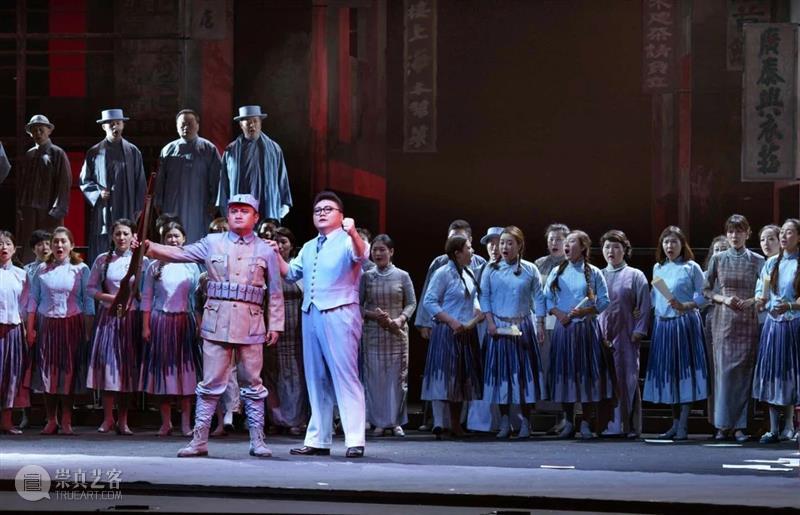 假期打卡指南|回到田汉在上海写下《义勇军进行曲》第一句的时候  SGT 田汉 上海 义勇军进行曲 时候 假期 指南 十一 节庆 期间 上海大剧院 崇真艺客