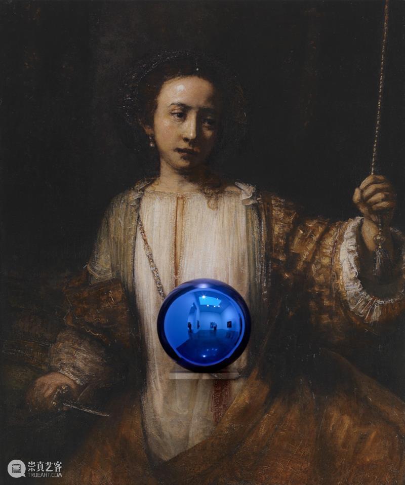 高古轩巴黎推出成立十周年特别群展「Bustes de Femmes」 高古轩 巴黎 Brown Christina Denmark inches Ltd 画廊 女性 肖像 崇真艺客