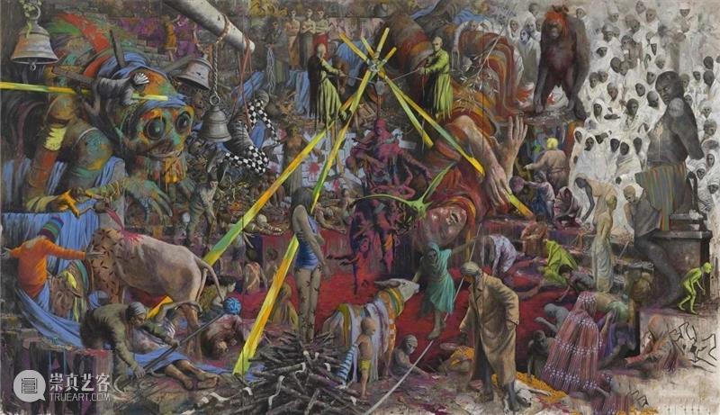 【IFA-艺术赏析】永恒的世界丨乔纳斯·博杰尔 乔纳斯·博杰尔 艺术 IFA 永恒的世界 Burgert 德国 艺术家 草图 耐心 想法 崇真艺客