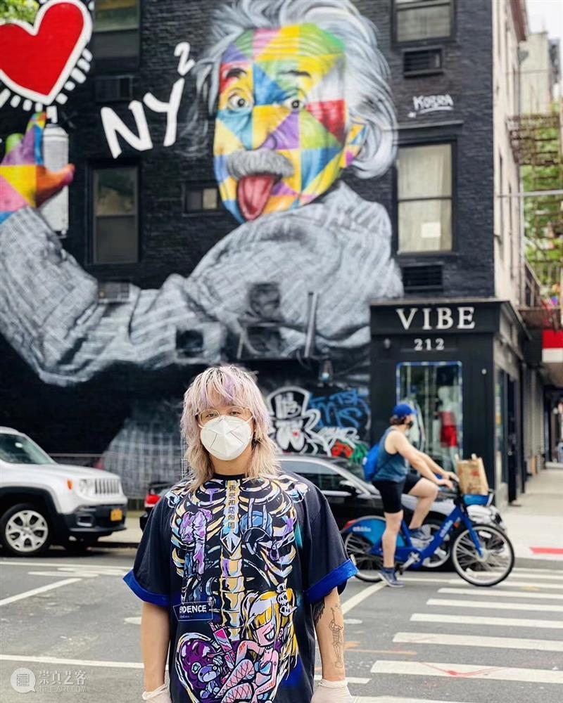 离线·陈栋帆 | 纽约2020年1月-10月 陈栋帆 纽约 离线 危机 艺术家 系列 少锋兄 展信 问题 心理上 崇真艺客