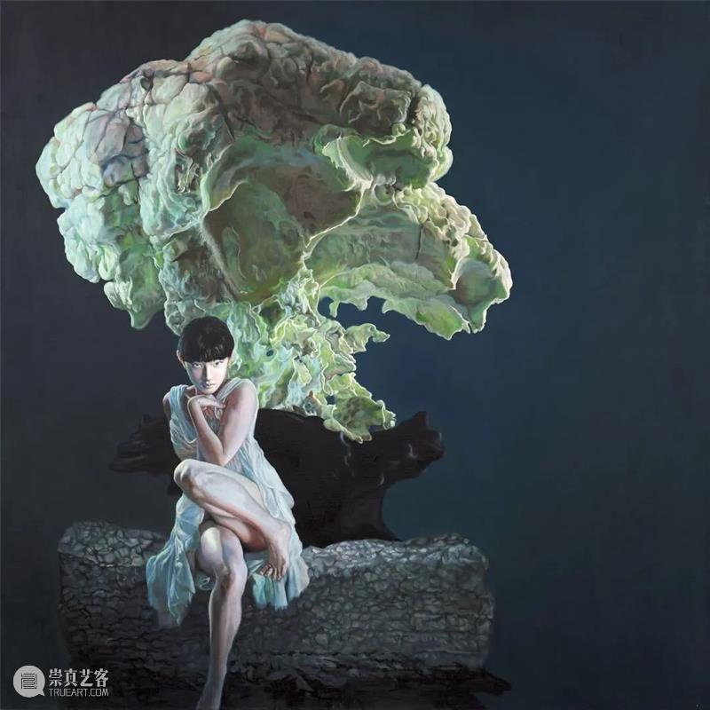 【展商秀】一德轩 将情感融入自然色彩 展商秀 情感 自然 色彩 艺术上海 上海 艺术界 首场 盛会 工作 崇真艺客