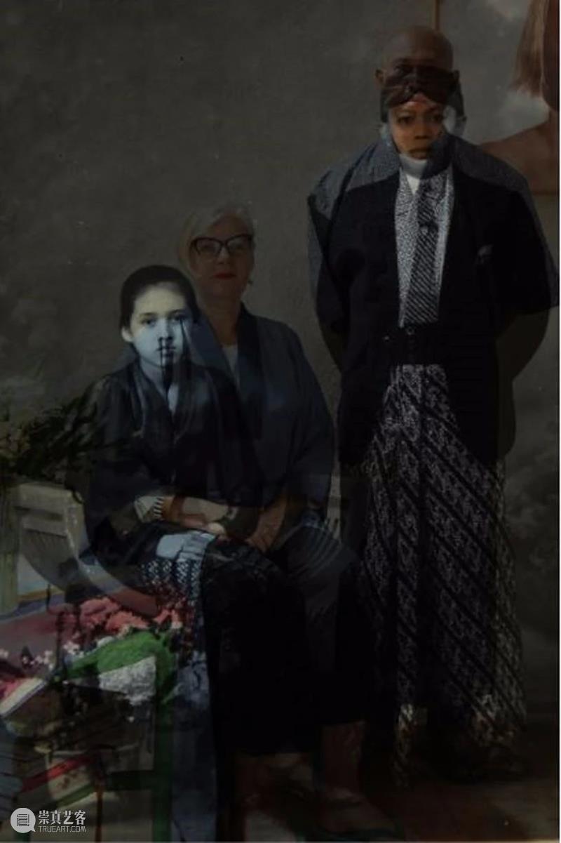 同行/往昔未竟,未来又至 | Nge Lay Nge Lay 同行 往昔 未来 缅甸 艺术家 仰光 生活 工作 崇真艺客